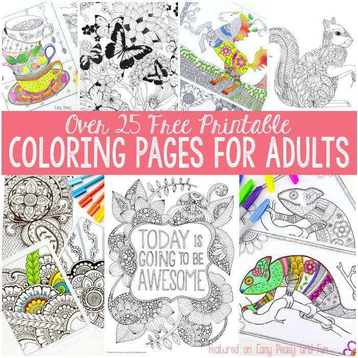 Floral Bouquets Coloring Book for Adults Happy Coloring